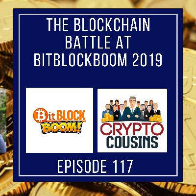 The Blockchain Battle at BitBlockBoom 2019