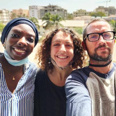 #43 Entreprise sociale de service numériques au Sénégal avec Marion, Mame Daba et Sébastien