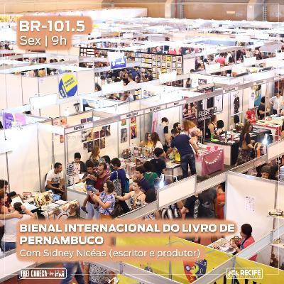 BR 101.5 - XIII Bienal Internacional do Livro de Pernambuco