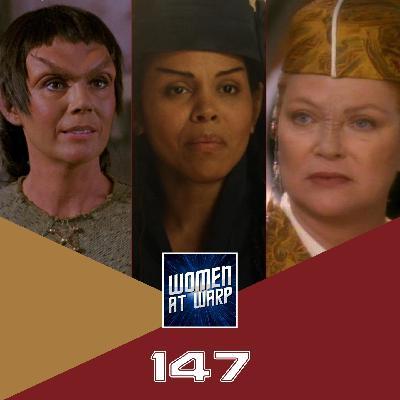 147: Yentl in Space: Women Religious Leaders in Trek