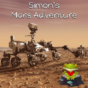 Simon's Mars Adventure