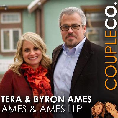 Educated In Argument: Tera & Byron Ames of Ames & Ames LLP, UT & NV, Part 1