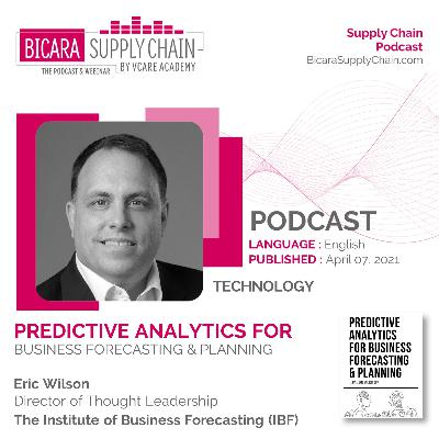 132. Predictive Analytics for Business Forecasting & Planning