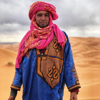 Live from the Sahara featuring Nomadic tribes.