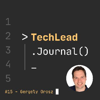 #15 - Tech Resumes & Learnings From Uber Engineering Manager - Gergely Orosz