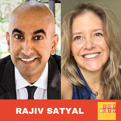 627 - Antarctica with Comedian Rajiv Satyal