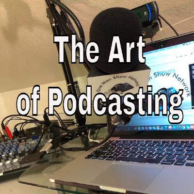 PMS: The Art of Podcasting