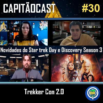 Novidades do Star Trek Day  - Diário do Capitão S06EP144