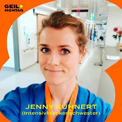 Jenny Kuhnert (Fachkrankenschwester): Was liebst Du an deinem Beruf?