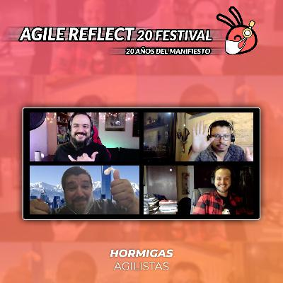 EP42-Agile Reflect 20 Festival - 20 Años del Manifiesto