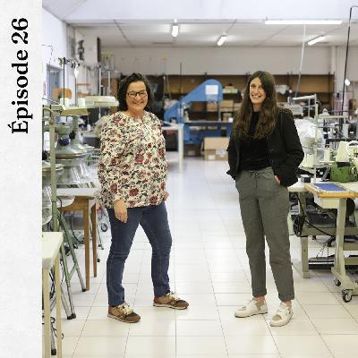 #26 | Karine Renouil-Tiberghien & Mathilde Blettery - Vive le tricot recyclé !