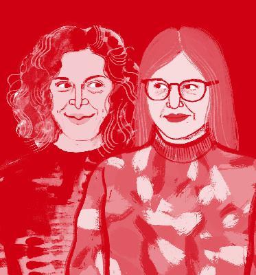 58 - Ranya Schauenstein und Dora Wojna über Endometriose