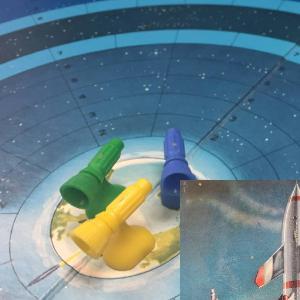 Space Boffins Blast Off!