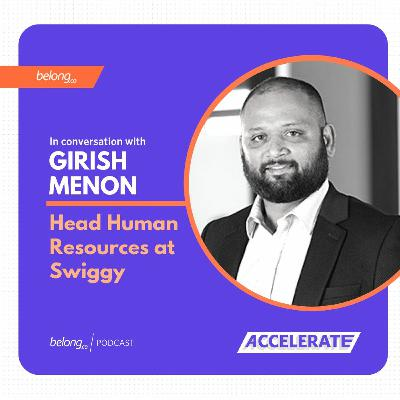 Don't Hold People Accountable, Develop Accountable People - With Girish Menon