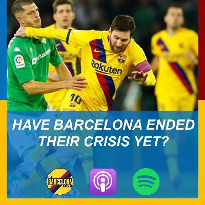 Have Barcelona ended their crisis yet? Messi Leadership, Early Elections, and Piqué Retirement