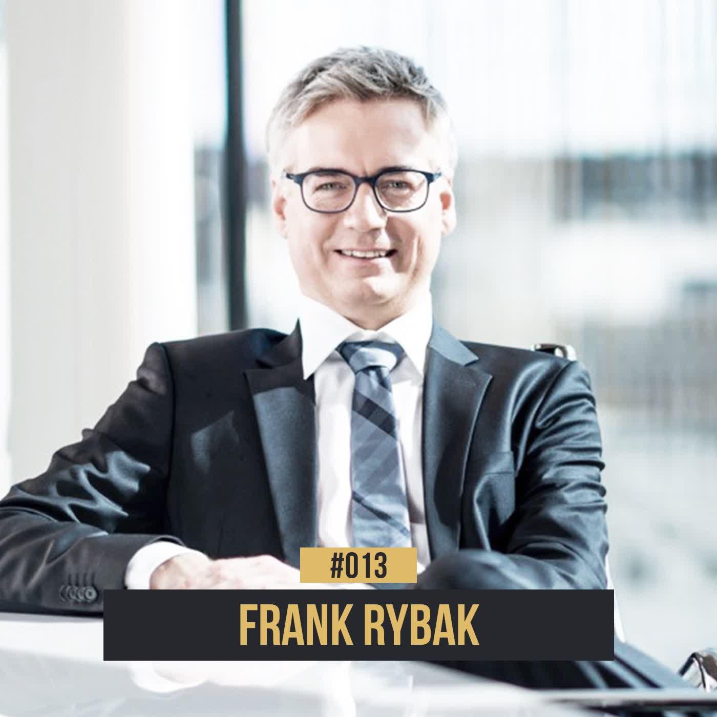 #013 Frank Rybak: Deutschlands gefragtester Sportrechtsanwalt