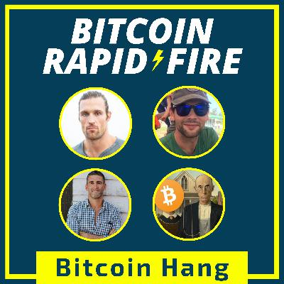 BITCOIN HANG w/ Robert Breedlove, Erik Cason, and American Hodl