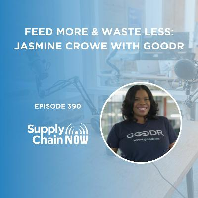 """""""Feed More & Waste Less: Jasmine Crowe with Goodr"""""""