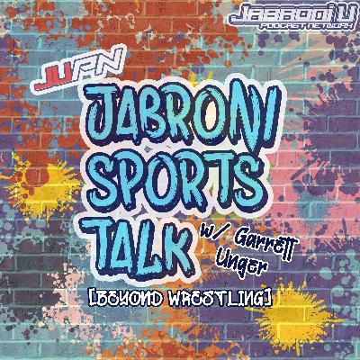 Jabroni Sports Talk: Beyond Wrestling w/ James Price