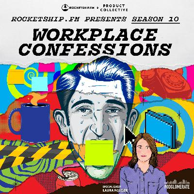 """Workplace Confessions with Laura Roeder: """"A Bootstrapper's Secret"""" & """"Should I stay or should I grow?"""""""