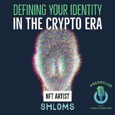 Defining Your Identity In The Crypto Era: NFT Artist Shl0ms, XMTP CEO Matt Galligan
