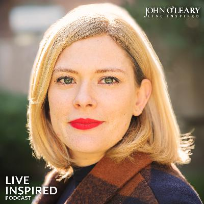 Medical Marvel Susannah Cahalan: How to Thrive After Life's Challenges  (ep. 202)