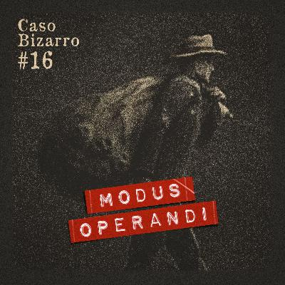 Caso Bizarro #16 - Homem do Saco, o bode atirador de pedras e casa mal-assombrada (feat. Chico Felitti e Filipe Bortolotto)