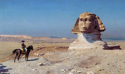 Napoleon, Egypt and the Birth of Modern Egyptology with Dr. Tara Sewell-Lasater