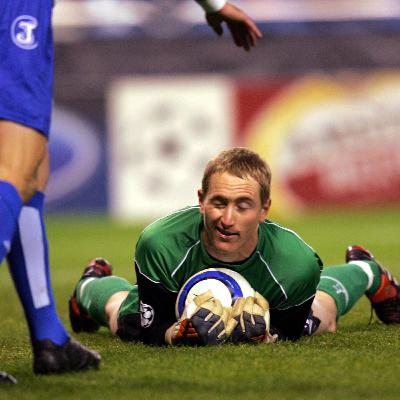 The Road to Istanbul: Chris Kirkland - the man without a medal