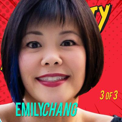3/3 Your Offer and Offence, Discovering Your Social Legacy: Emily Chang