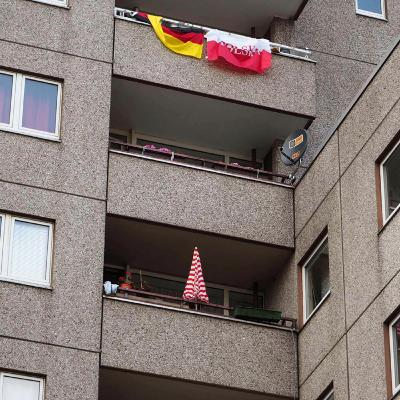 Tall Stories 201: Plattenbauten, Berlin