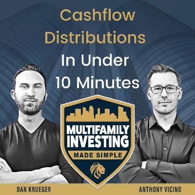 Cashflow Distributions In Under 10 Minutes
