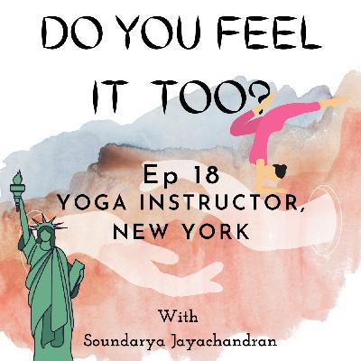 Yoga Instructor, New York