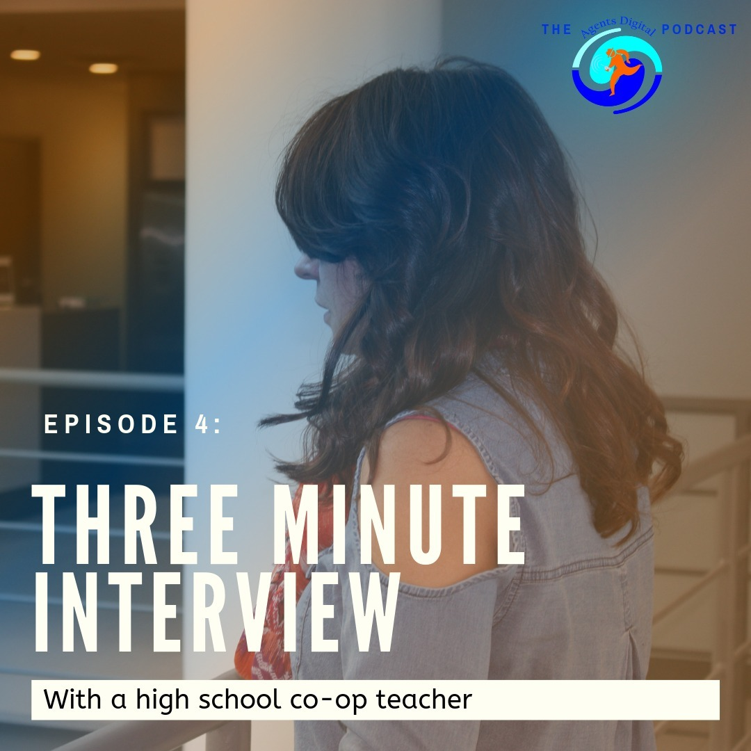 3 Minute Interviews: A co-op teacher
