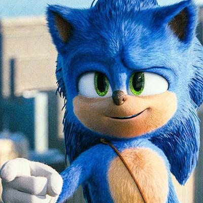 340 Sonic the Hedgehog the Movie