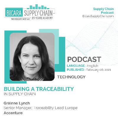 122. Building a traceability in supply chain