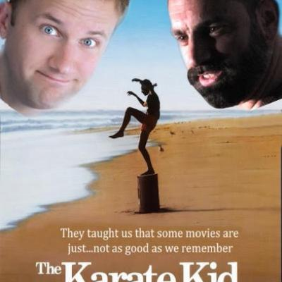 Bill and Joanne GET KARATE KID A BODY BAG Episode 67 GTSC podcast