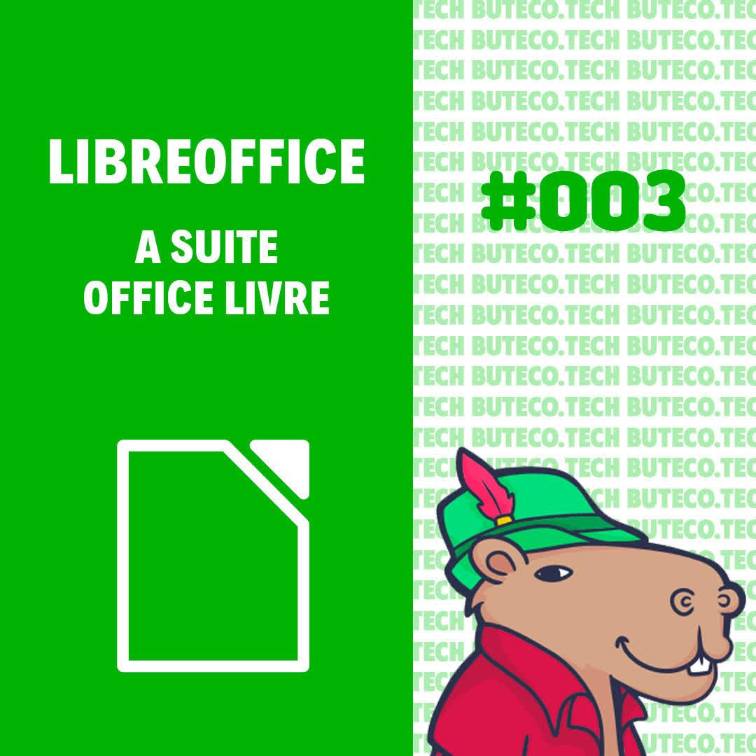 LibreOffice - A suite office livre