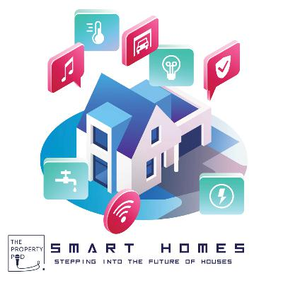 Smart Homes- Stepping into the future of houses