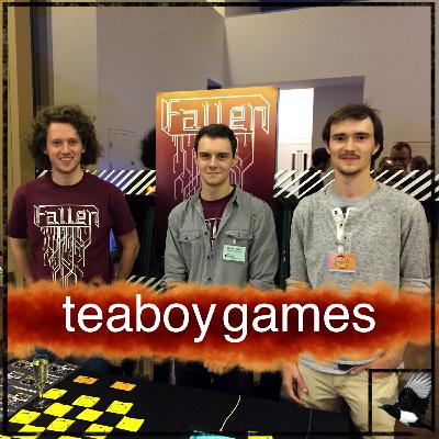 Chatting with Teaboy Games