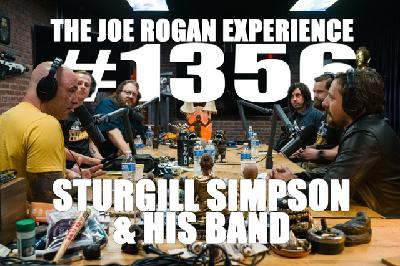 #1356 - Sturgill Simpson & His Band