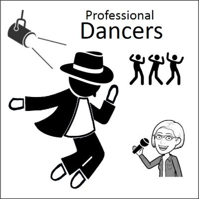 Learn about Professional Dancers