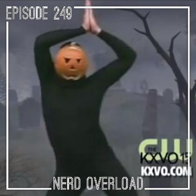 Episode 249 - Obligatory Halloween Episode