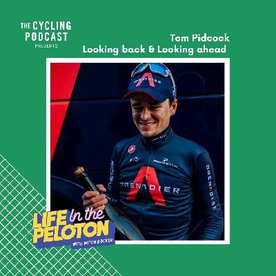 35: Life in the Peloton –Tom Pidcock
