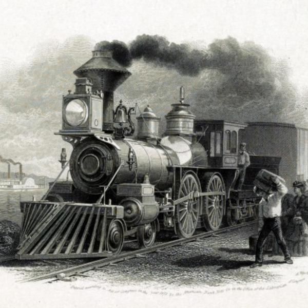 The Secret of a Train - Short Story by G.K. Chesterton