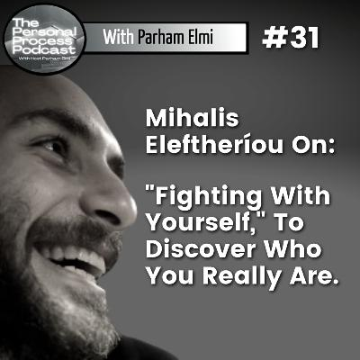 """Mihalis Eleftheriou: Creator of Language Transfer Talks About The Importance of """"Fighting With Yourself"""" In Life"""