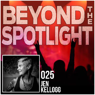 Ep. 025: Jen Kellogg - Tour Accountant / Educator
