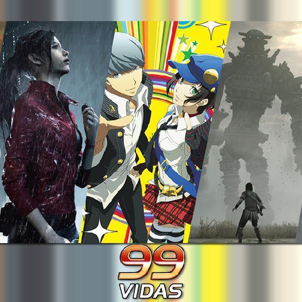 99Vidas 377 – Melhores Remakes e Remasters