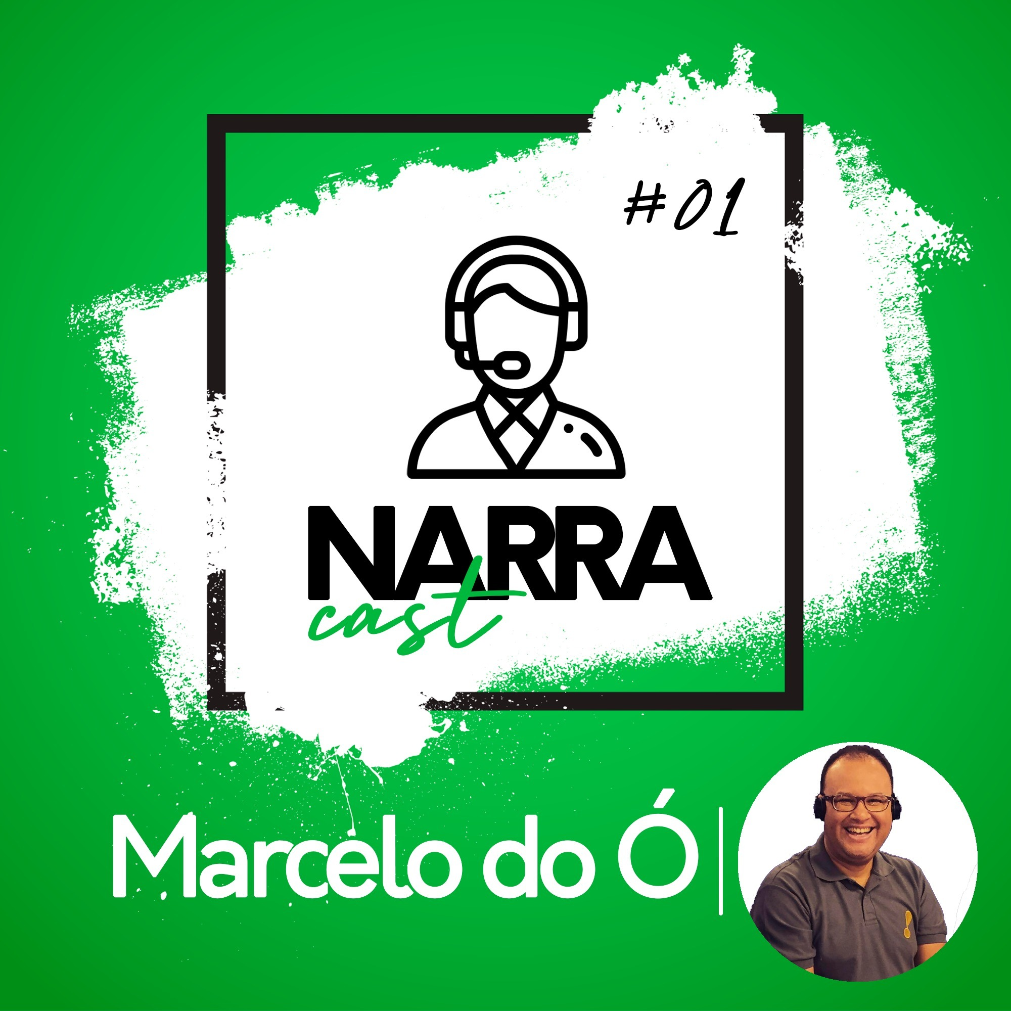 NarraCast #01 Marcelo do Ó
