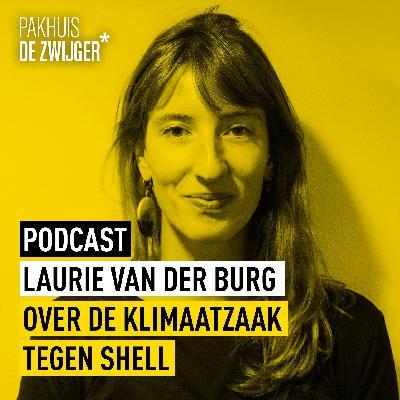 Laurie van der Burg over de klimaatzaak tegen Shell